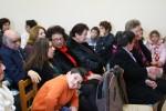 Κοπή πρωτοχρονιάτικης πίτας στην αίθουσα της Κώμης 1/1/2011