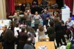 Παραμονή πρωτοχρονιάς 2011 στην αίθουσα της Κώμης